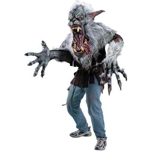 Creature Reacher Midnight Howl Adult Halloween Costume - One Size
