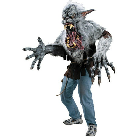 Creature Reacher Halloween Costumes (Creature Reacher Midnight Howl Adult Halloween Costume - One)
