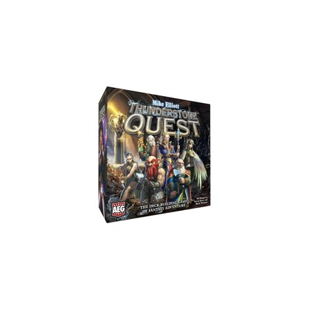 Alderac Entertainment Group (AEG) Thunderstone Quest Base Card (Best Group Party Games Adults)