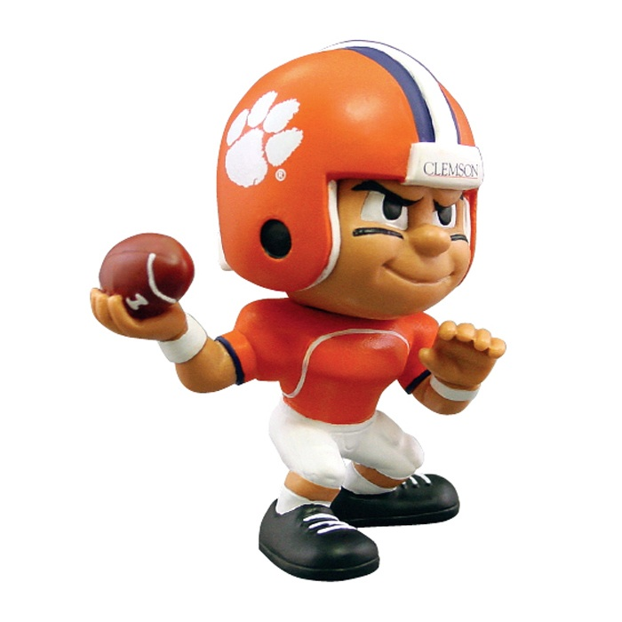 The Party Animal, Inc NCAA Lil' Teammate Quarterback Figurine