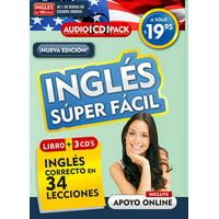 Ingls en 100 das - Ingls sper fcil / English in 100 Days - Very Easy English Audio Pack (New edition)