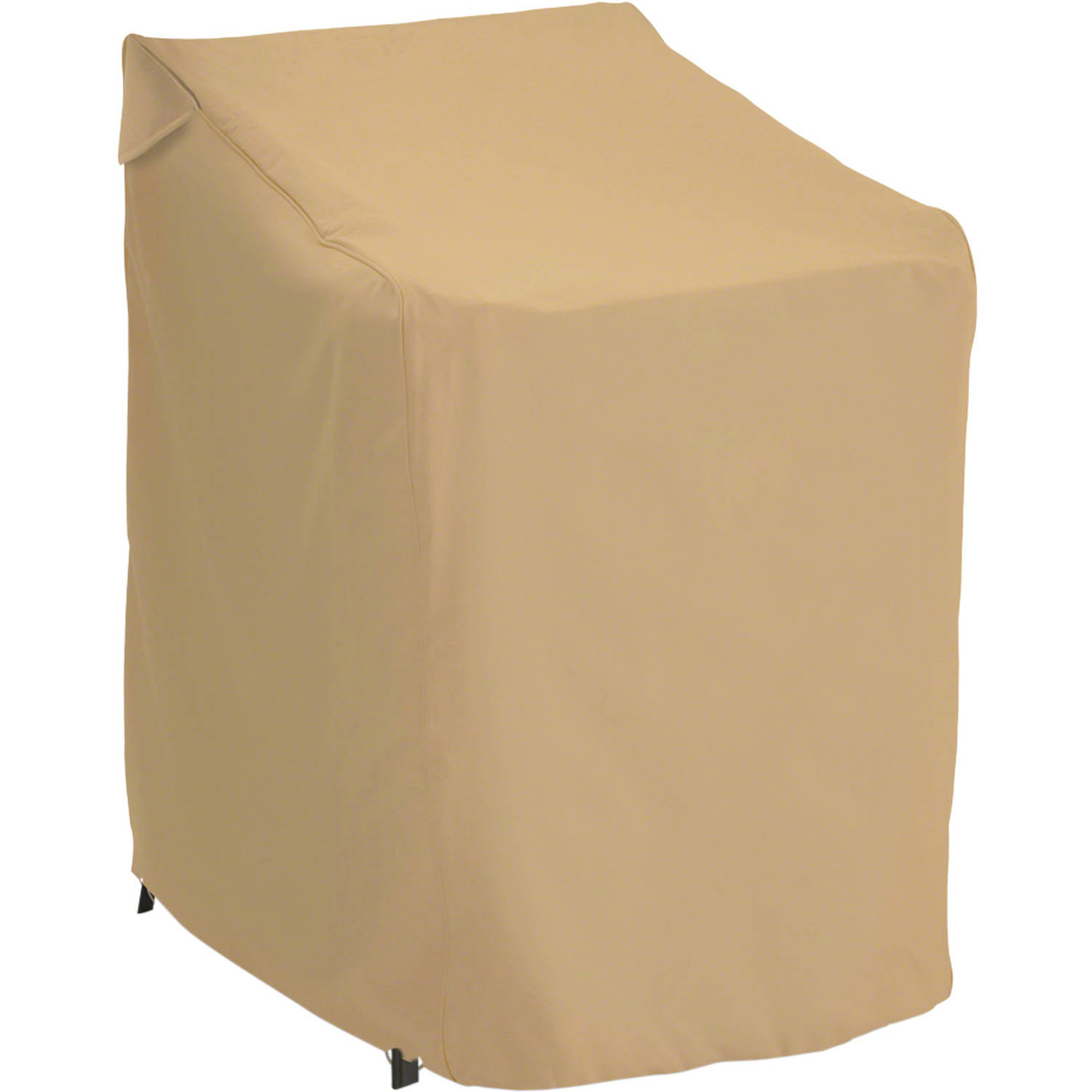 Classic Accessories Terrazzo Stackable Patio Chair Cover   All Weather  Protection Outdoor Furniture Cover (58972 Part 41