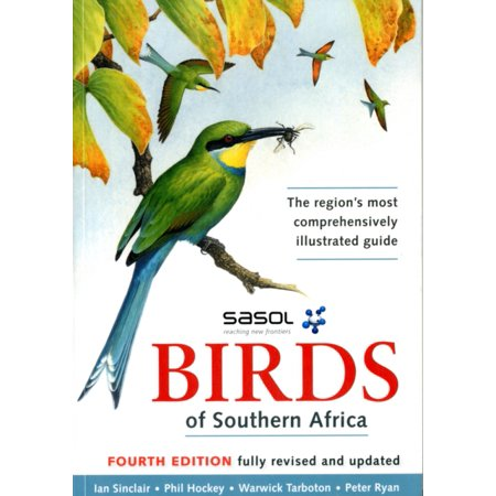 Sasol Birds Of Southern Africa  Paperback