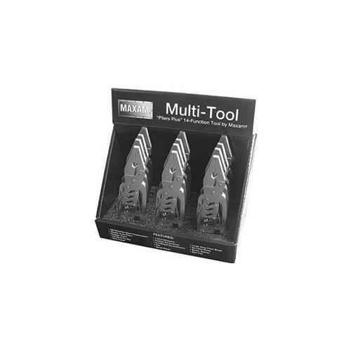MAXAM 12pc Countertop Display Multi- - Mtplierdsp