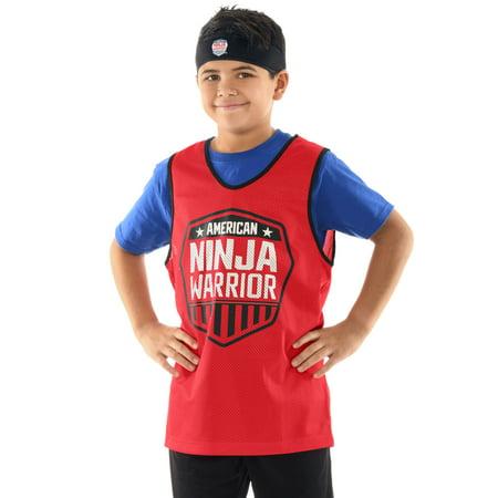American Ninja Warrior Pullover Jerseys