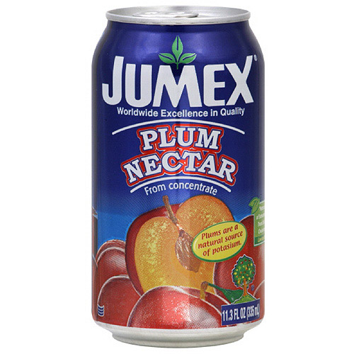 Jumex Plum Nectar, 11.3 oz (Pack of 24)