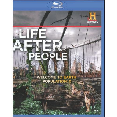 Life After People (Blu-ray) (Full Frame)