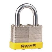 Guard Security 744 Laminated Steel Padlock with 1-3/4-Inch Standard Shackle