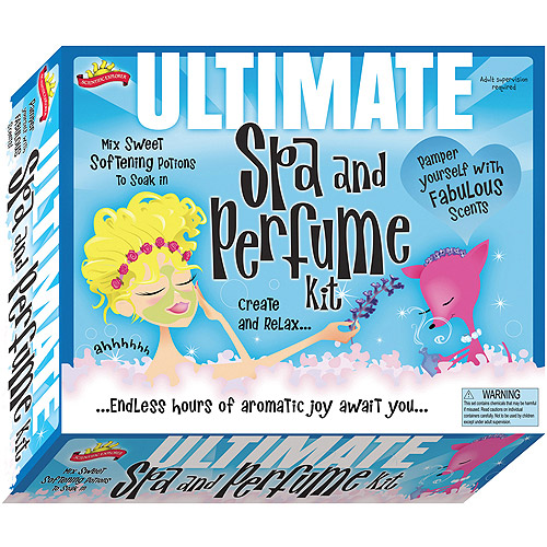 Scientific Explorer Ultimate Spa and Perfume Kit