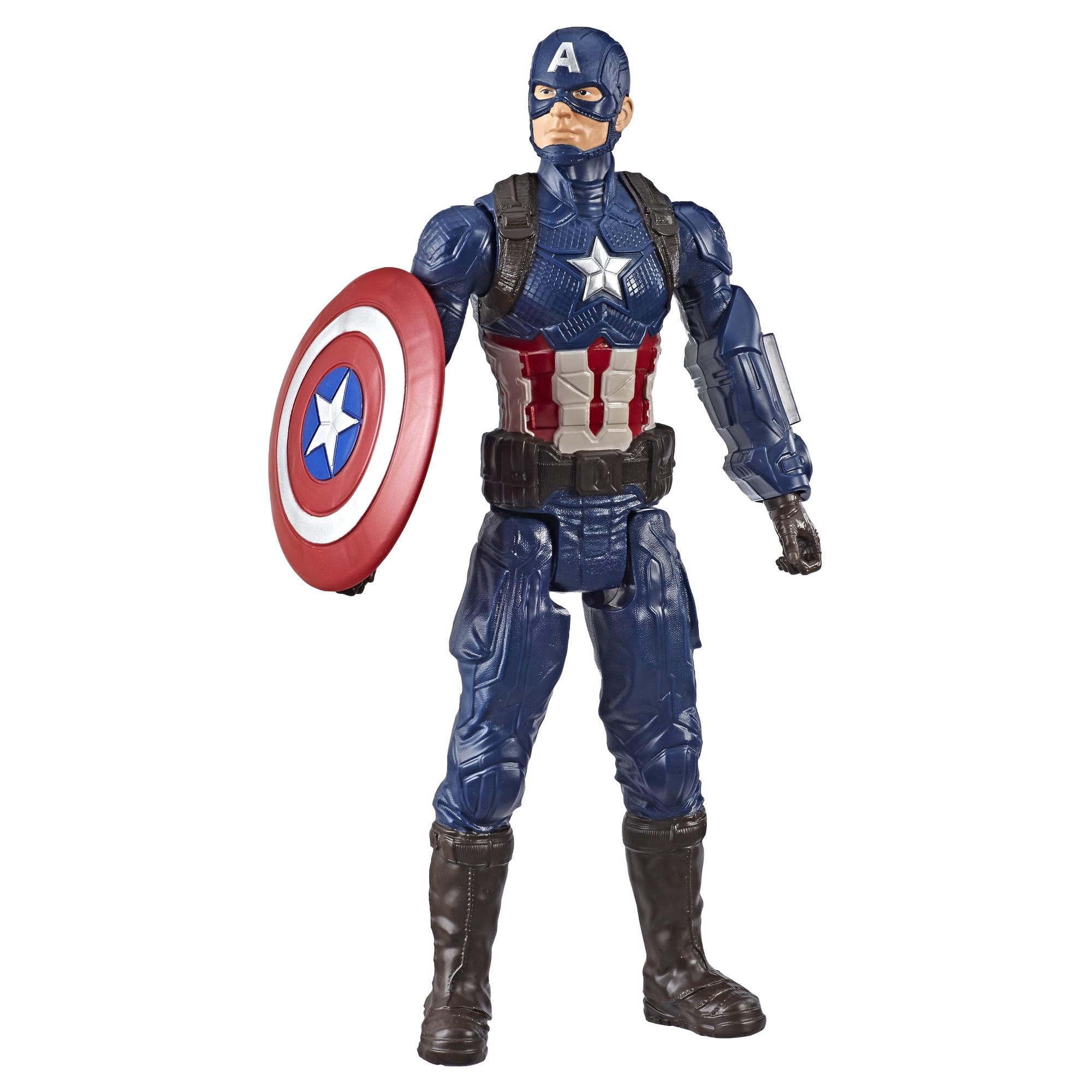 Marvel Avengers: Endgame Titan Hero Series Captain America Figure