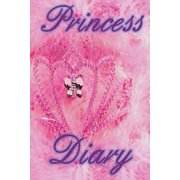 Pink Princess Diary - For Girls- Journal
