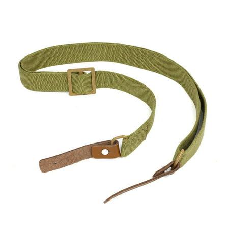 1pc Outdoor Gun sling Strap Hunting Camping Sling Single Point Tactical Belt - image 1 de 9