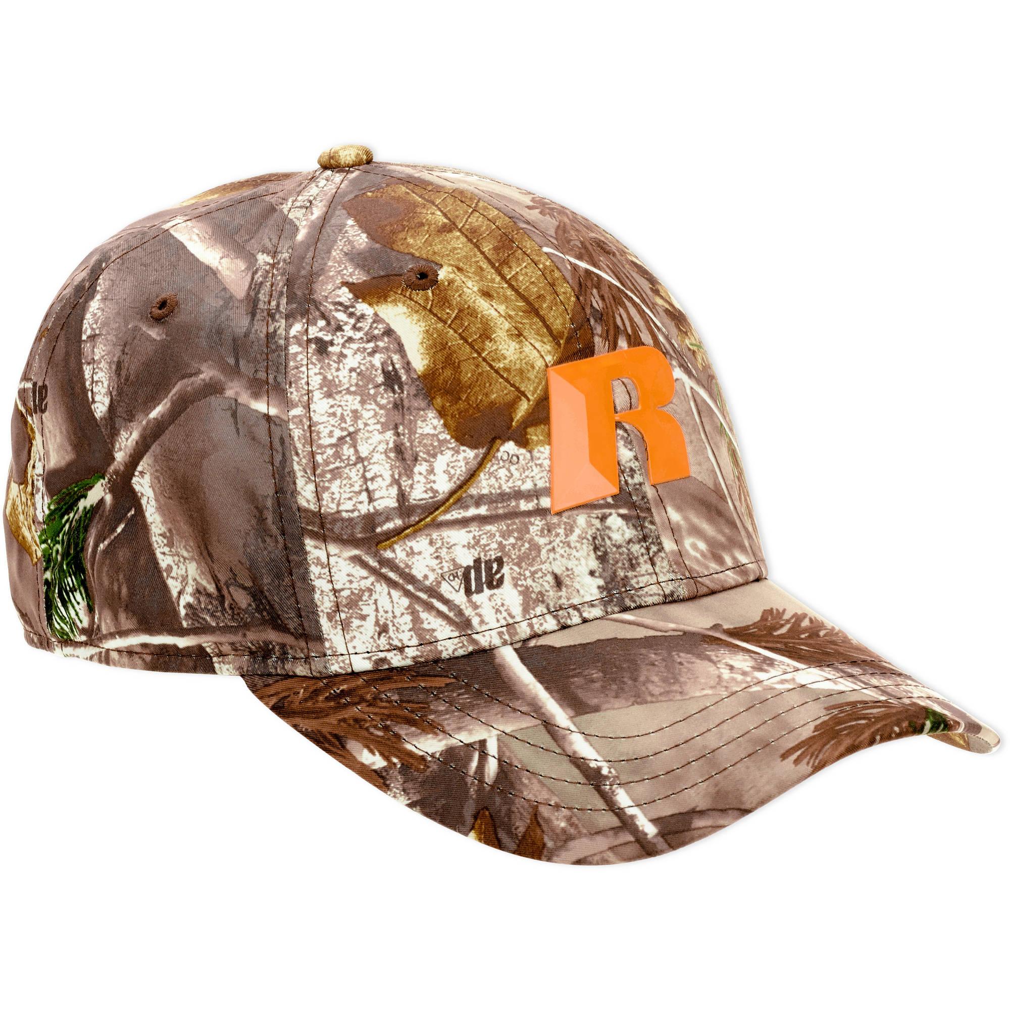 Russell Camo Performance Flex Men's Hat