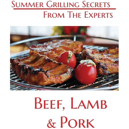 Summer Grilling Secrets From the Experts Beef, Lamb and Pork (DVD) (Grilling Lamb Ribs)