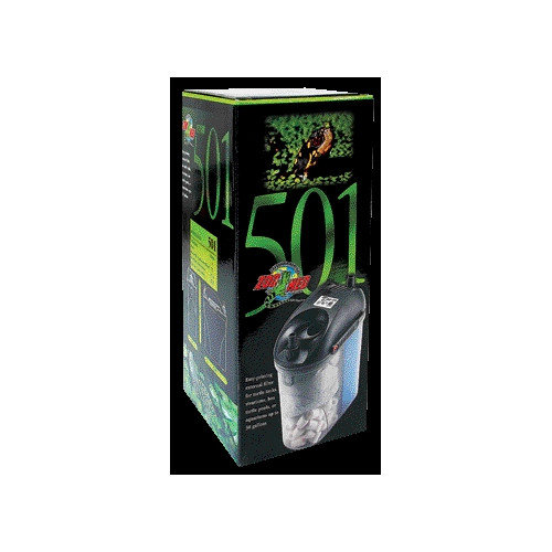 Zoo Med Turtle Clean 501 Canister Filter