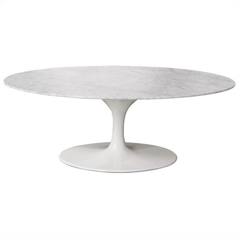 Image of AEON Furniture Catalan Coffee Table in White Gloss