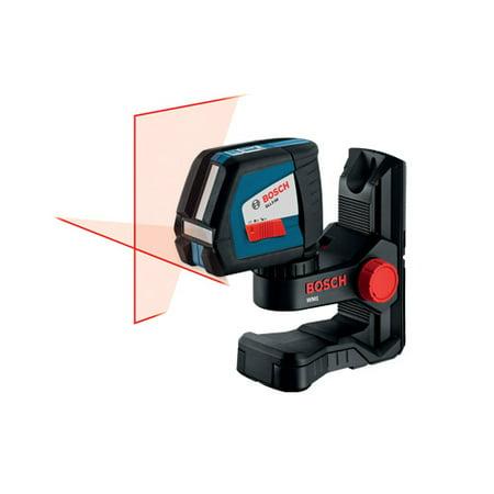 Bosch GLL2-50 Self-Leveling Crossline Laser w/ Pulse