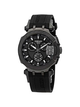 469a19f65aa Product Image Tissot T-Race Anthracite Dial Chronograph Men's Watch  T115.417.37.061.03