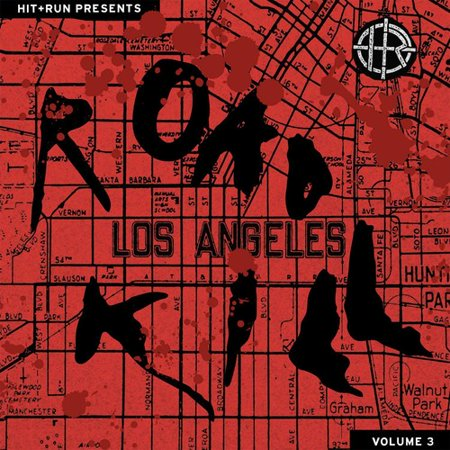Hit & Run Presents: Road Kill 3 / Various (Vinyl)
