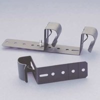 NVENT CADDY CS812 Conduit Clip,Spring Steel