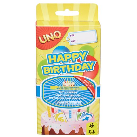 Uno Happy Birthday Card Game](Happy Halloween Card Verse)