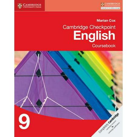 Checkpoint Laser (Cambridge Checkpoint English Coursebook 9 )