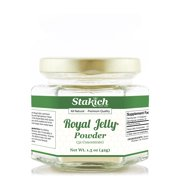 Stakich Royal Jelly Powder 1.5 Ounce - 3X Concentrate - Pure and Natural