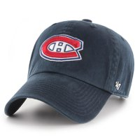 innovative design 583e0 755cd Montreal Canadiens NHL `47 Clean Up Primary Cap - Navy   Adjustable -  47