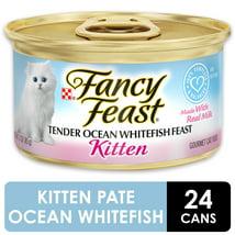 Cat Food: Fancy Feast Kitten