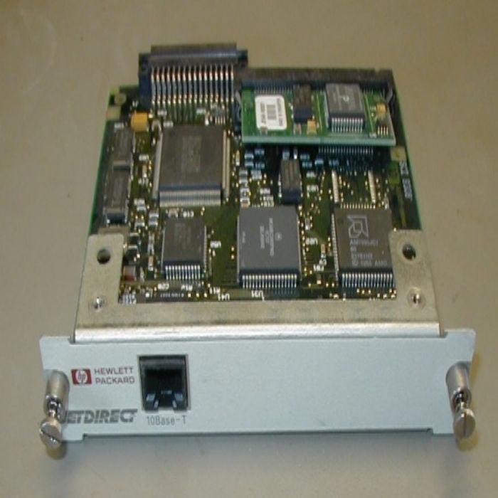 HPE Refurbish 10B-T MIO Jetdirect Card (HPEJ2371A) - Seller Refurb
