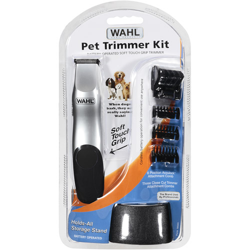 Wahl Home Products Pet Trimmer Kit