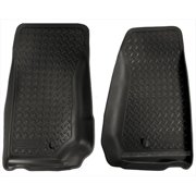HUSKYLINER 30521 Floor Liner, Black 2007-2015 Jeep Wrangler
