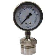 KODIAK Pressure Gauge,1/2 in. FNPT,0 to 400 ps KC301L25400/DSM3512