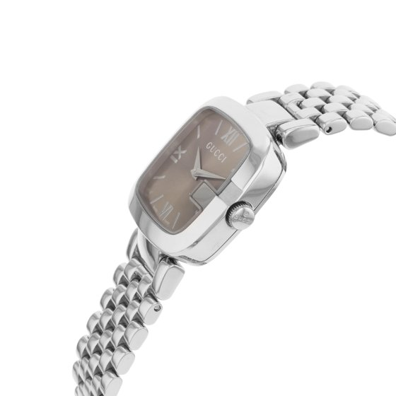 061c546300e Gucci - G- YA125410 Stainless Steel Quartz Ladies Watch (Pre-owned ...