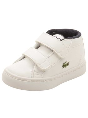 eb41bd784957 Product Image Lacoste Infant Straightset Chukka 316 Sneakers in White