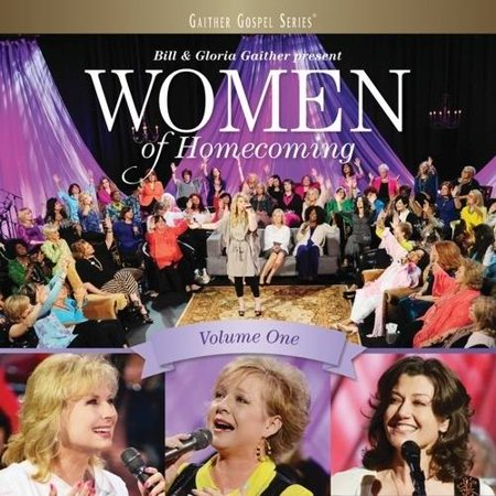 Women Of Homecoming, Vol. One - Church Homecoming Themes
