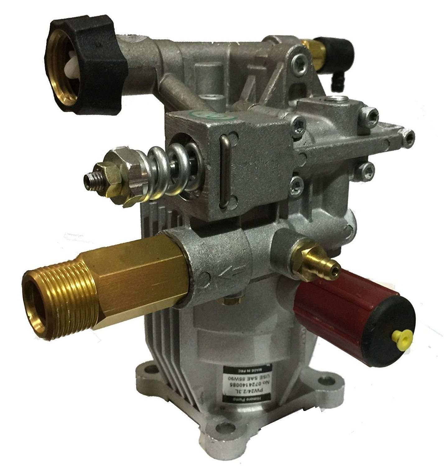 NEW PRESSURE WASHER PUMP Monsoon A01801 D28744 A14292 on XR2500 & XR2600 Excell