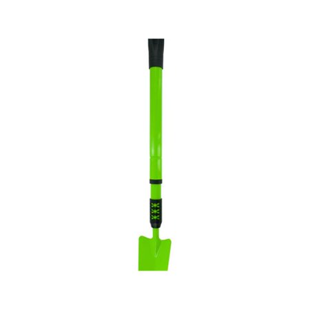 Bulk Buys OL489-12 Metal Garden Shovel with Extendable Handle - 12