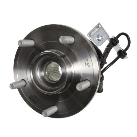 Moog Hub Assemblies 515136 Wheel Bearing and Hub Assembly  OE Replacement - image 1 of 1