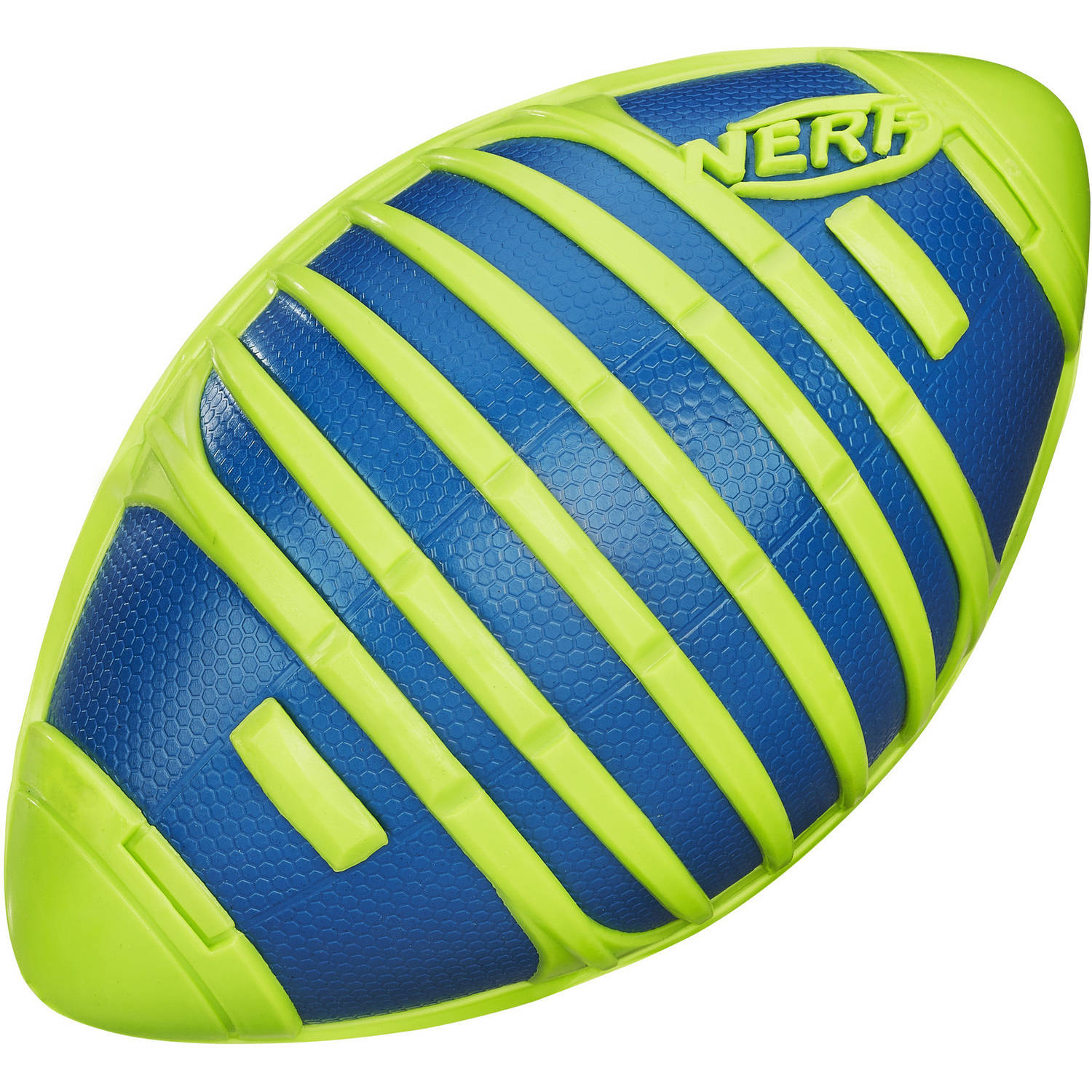 Nerf Sports Weather Blitz Football, Green by Hasbro
