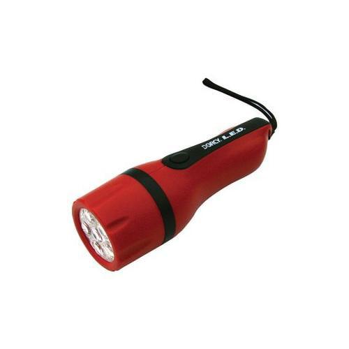 DORCY 41-2506 6 LED Optic Flashlight