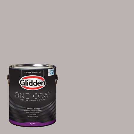 Glidden One Coat, Interior Paint + Primer, Gray Marble