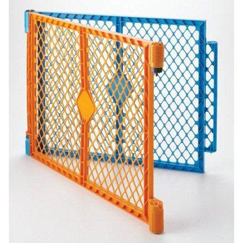 North States Colorplay Superyard Baby/Pet Gate Extension Kit - 2 Panel | 8762