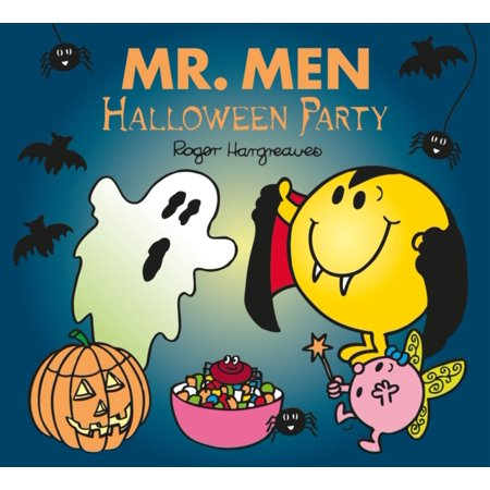 Mr. Men Halloween Party - Preschool Halloween Party Songs