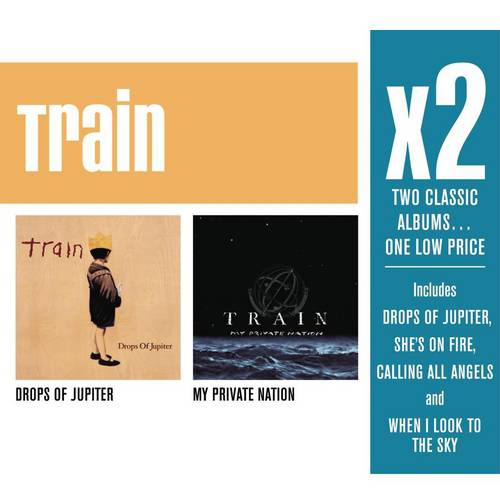 X2: Drops Of Jupiter/My Private Nation (2CD)