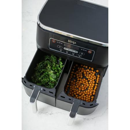 Ninja® Foodi® 4-in-1, 8-qt., 2-Basket Air Fryer with DualZone™ Technology