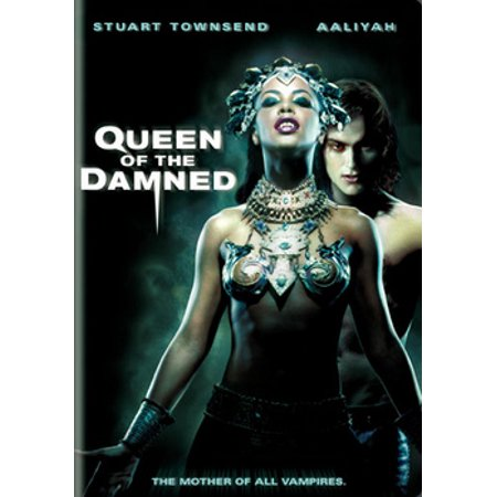 The Queen Of The Damned (DVD) (Ian Currie Halloween)