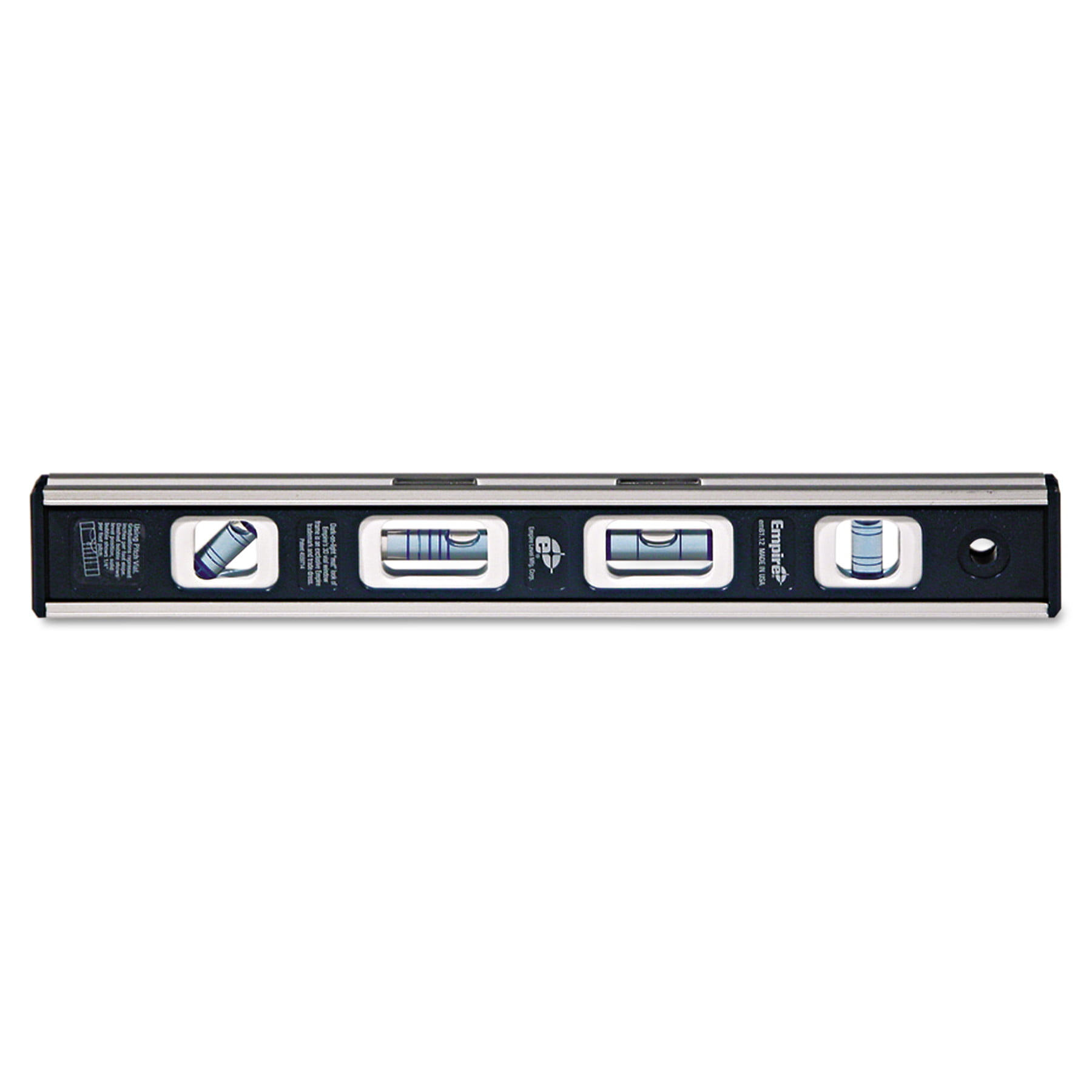 Empire 12 in. Magnetic Torpedo Level by EMPIRE LEVEL INCORPORATED