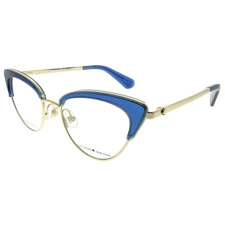 Kate Spade  KS Jailyn PJP 50mm Womens  Cat-Eye (Blue Tinted Eyeglasses)