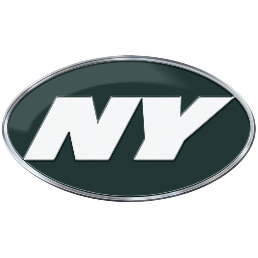 NFL New York Jets Alternate Color Emblem